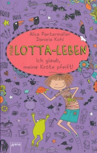 Cover_Pantermüller_Lottaleben_Kröte