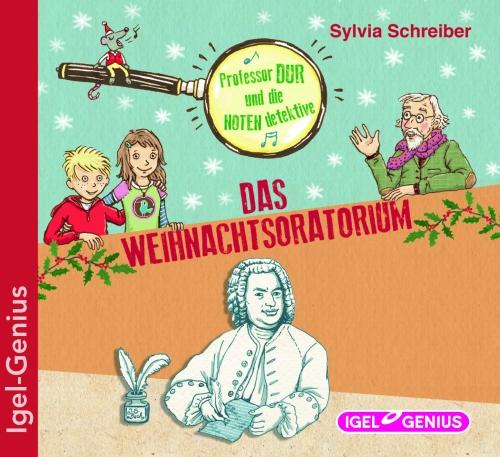 Cover_Schreiber_ProfessorDurWeihnachtsoratorium