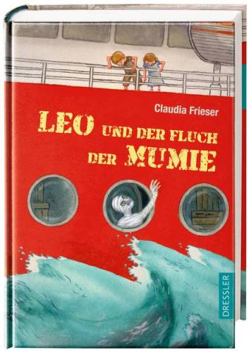 Cover_Frieser_LeoundderFluchderMumie