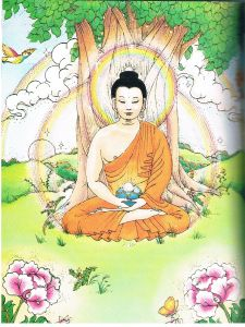 Blogwichtel_Erleuchtung- Siddharta wird zum Buddha