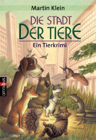 Cover_Klein_DieStadtderTiere