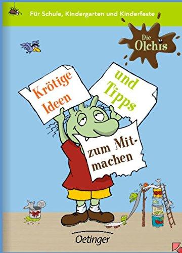 Cover_Dietl_Olchis_KrötigeIdeen