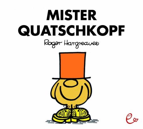 Cover_Hargreaves_MisterQuatschkopf