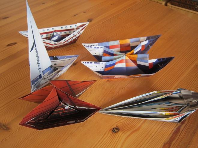 Die Besten Papierschiffe Der Welt Kinderohren