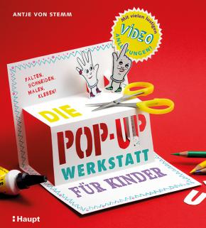 Antje von Stemm: Die Pop-up-Werkstatt fürKinder