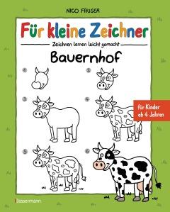 Fuer kleine Zeichner - Bauernhof von Nico Fauser