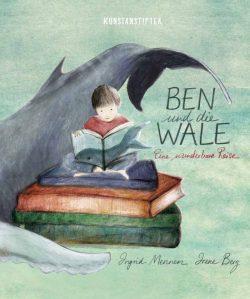 Cover_Mennen_BenunddieWale
