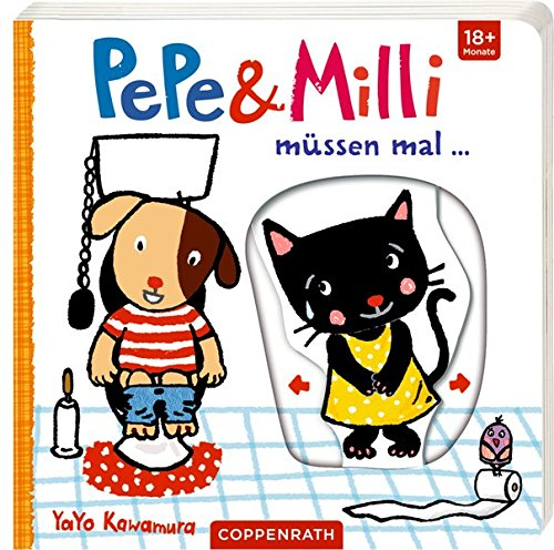 Yayo Kawamura: Pepe & Milli müssenmal