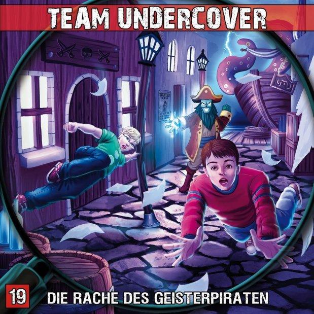 Team Undercover 19: Die Rache desGeisterpiraten