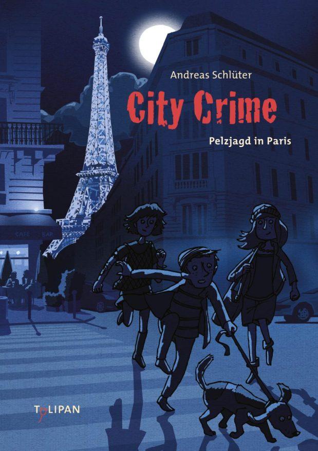 Andreas Schlüter: City Crime. Pelzjagd inParis
