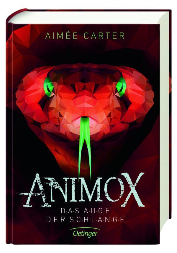 Aimée Carter: Animox 2. Das Auge derSchlange