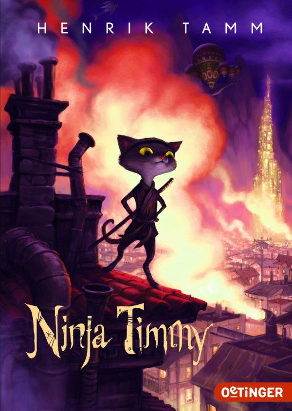 Henrik Tamm: NinjaTimmy