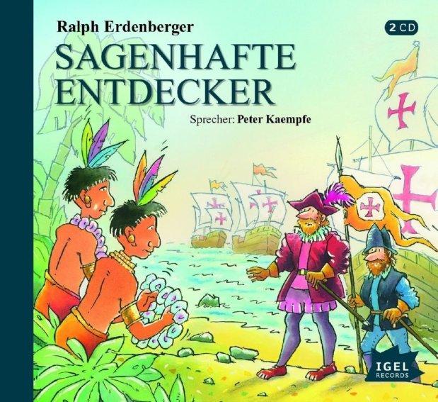 Ralph Erdenberger: SagenhafteEntdecker