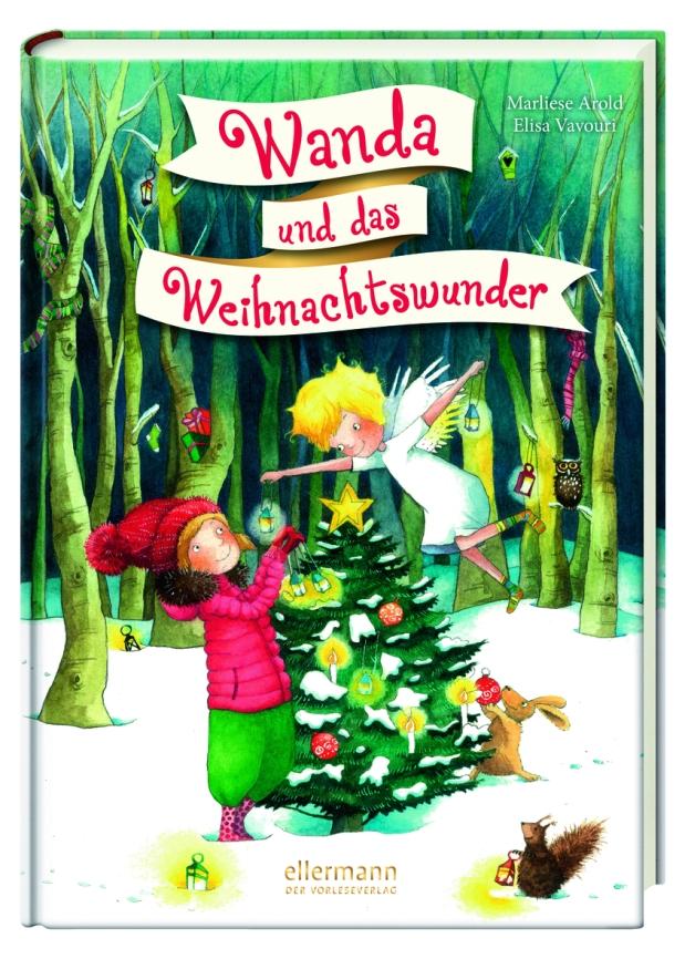 Marliese Arnold, Elisa Vavouri: Wanda und das Weihnachtswunder