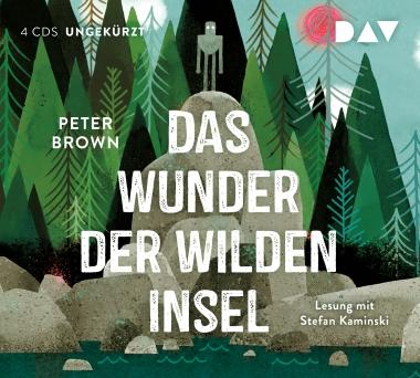 Peter Brown: Das Wunder der wildenInsel