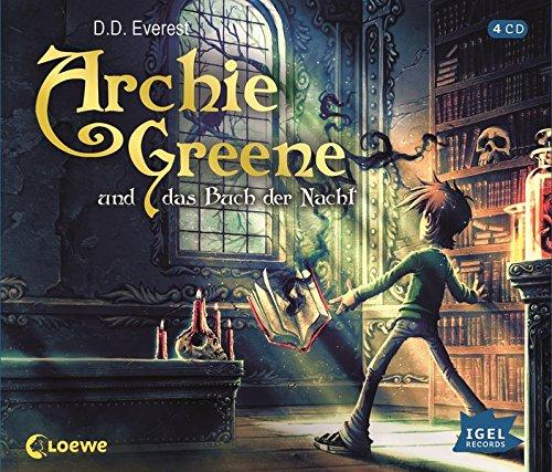 D. D. Everest: Archie Greene und das Buch derNacht