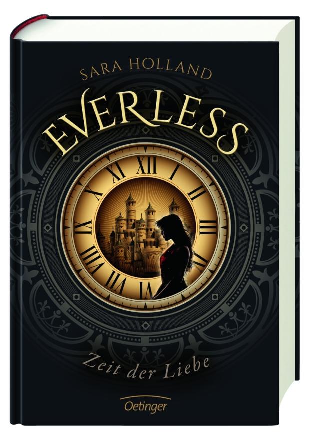 Sara Holland: Everless. Zeit derLiebe