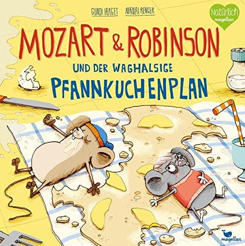 Gundi Herget Nikolai Renger Mozart Robinson Und Der Waghalsige