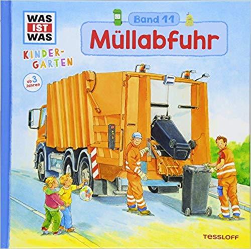 Was ist was Kindergarten:Müllabfuhr