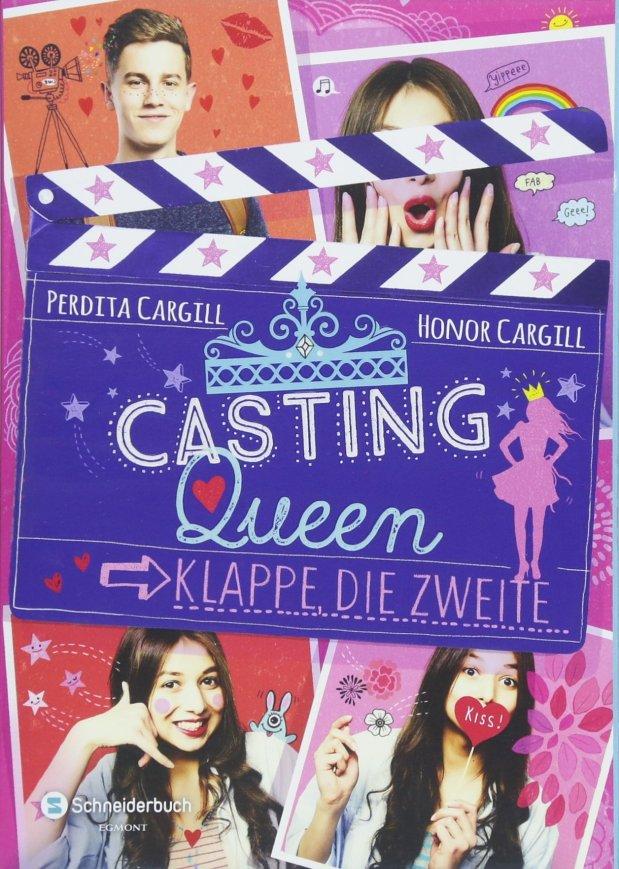 Perdita Cargill, Honor Cargill: Casting Queen. Klappe, diezweite