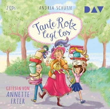 Andrea Schütze: Tante Rotz legtlos