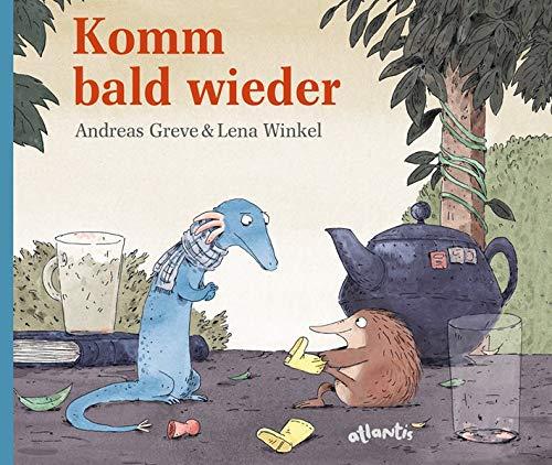 Andreas Greve, Lena Winkel: Komm baldwieder