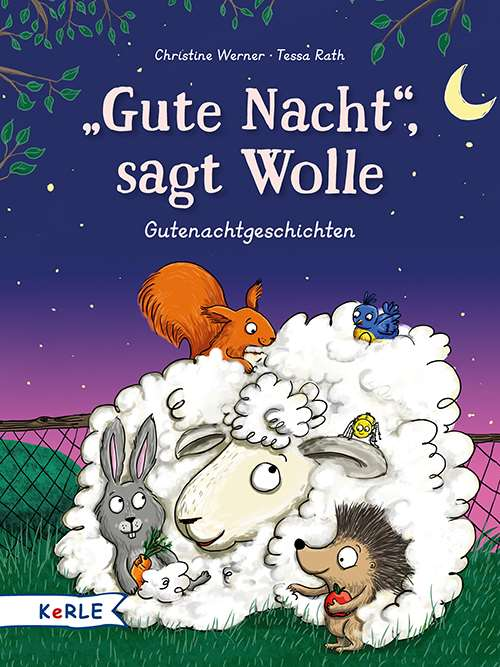 """Christine Werner, Tessa Rath: """"Gute Nacht"""", sagtWolle"""