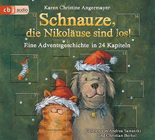 Karen Christine Angermayer: Schnauze, die Nikoläuse sindlos!