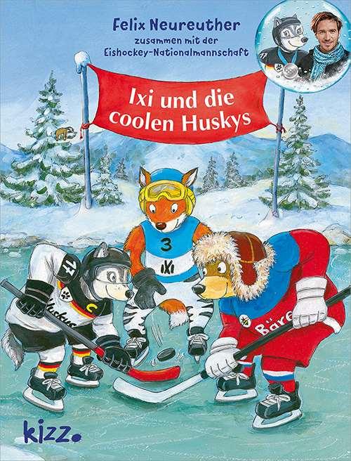 Felix Neureuther: Ixi und die coolenHuskys