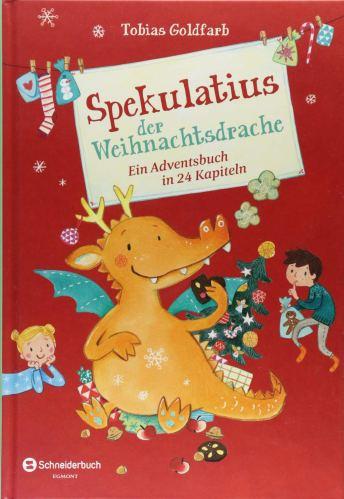 Tobias Goldfarb Spekulatius Der Weihnachtsdrache Kinderohren
