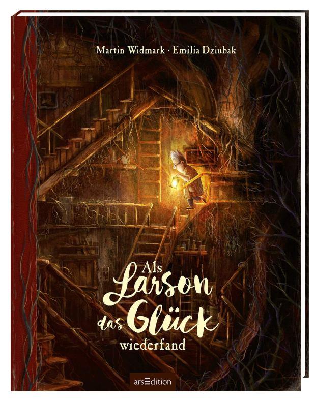 Martin Widmark, Emilia Dzubiak: Als Larson das Glückwiederfand