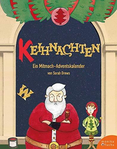 Sarah Drews: Keihnachten. Ein Mitmach-Adventsbuch