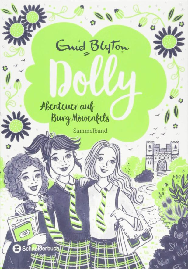 Enid Blyton: Dolly. Abenteuer auf Burg Möwenfels. Sammelband2