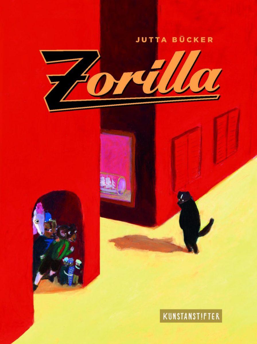 Jutta Bücker: Zorilla