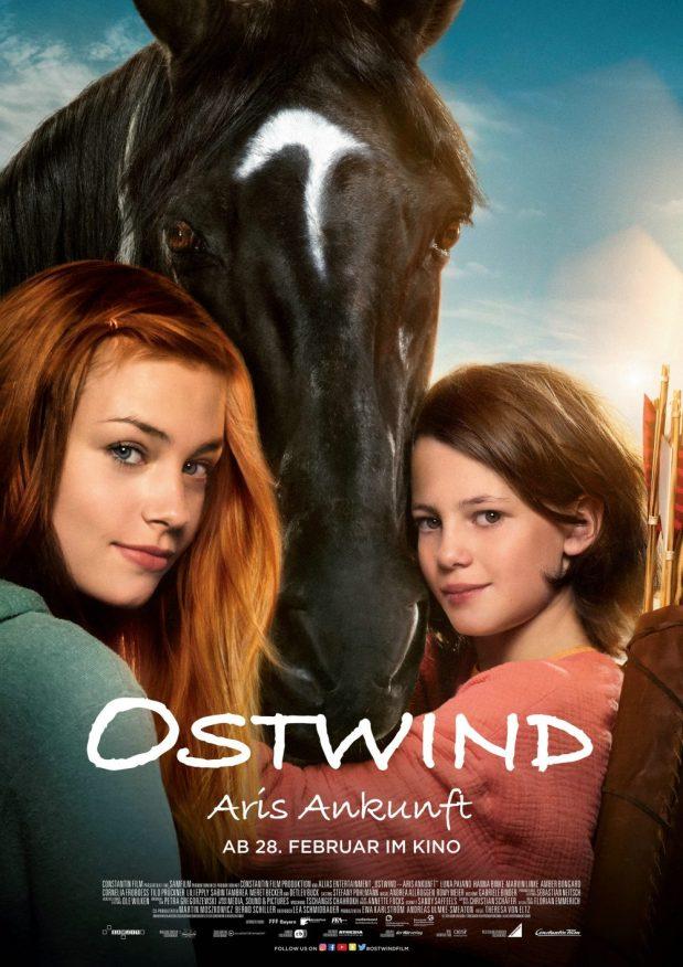 Gewinnspiel zum Kinostart von Ostwind – Aris Ankunft:Auslosung